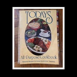 VINTAGE COOKBOOK